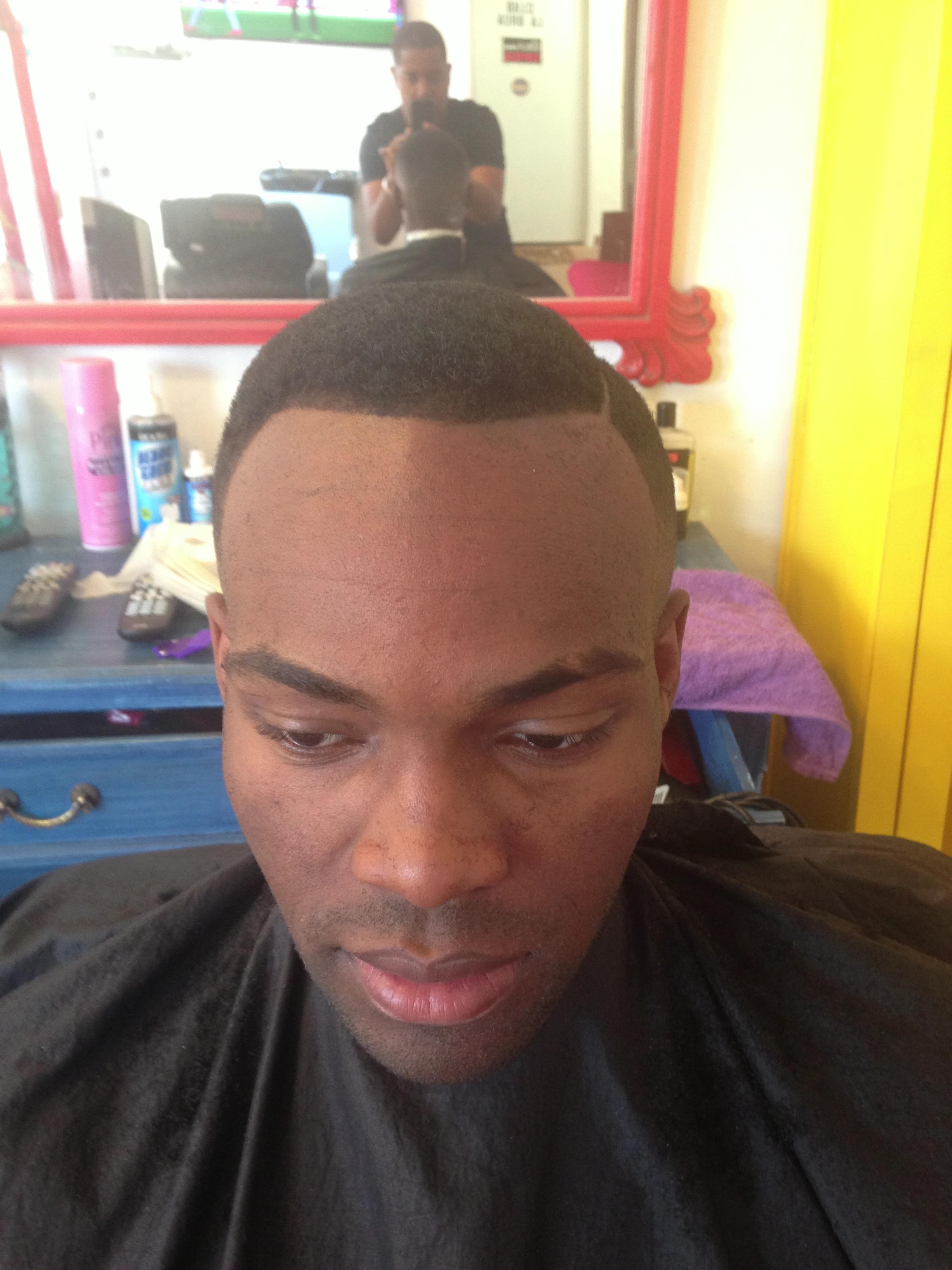 black men comb over combover theloftlabrea